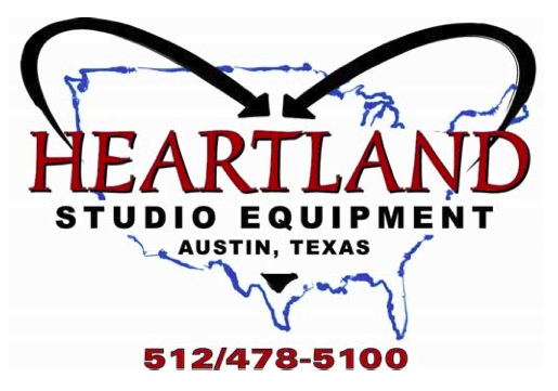 Heartland Studio Equipment
